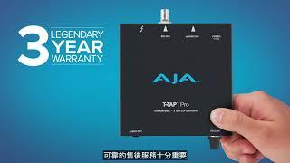 T TAP® Pro Thunderbolt™ 3 連接並輸出 12G SDI 與 HDMI v2 0