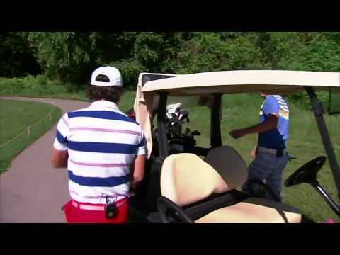19 juin 2014 : Émission Golf Mag à l'Auberge des Gallant et golf Falcon