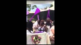 Safaricom Boss Bob Collymore  Wambui Kamiru Wedding Video