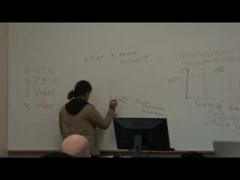 Eric Clanton teaching class (Berkeley Bike Lock Attacker)