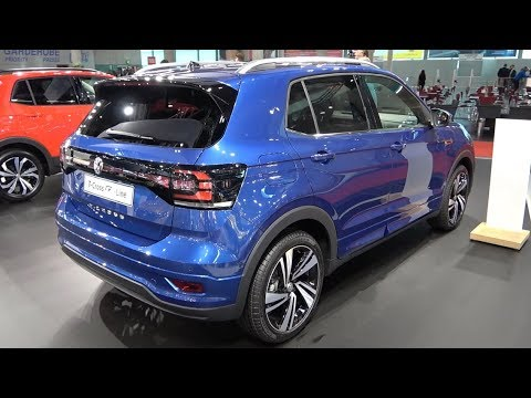 Volkswagen T-Cross R-Line 2019 - exterior & interior (VW's first small SUV)
