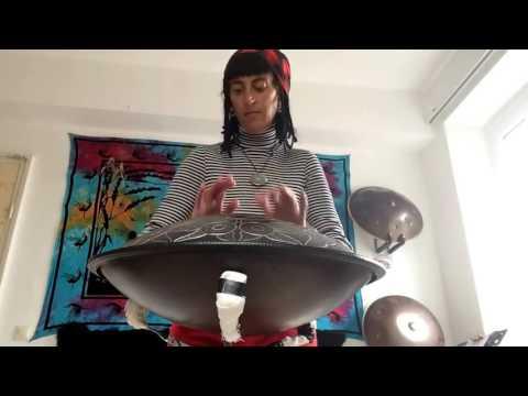Pan Brownie - ukraine GUBAREV drum Standart in Hijazz scale