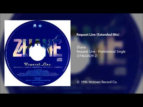 Zhané - Request Line (Extended Mix)