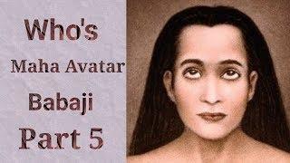 Who is MahaAvatar Babaji in Tamil - Part5 | KriyaYoga | Babaji main disciples | Babaji Muthukumar