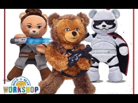 2feedb9d6a7 Build-A-Bear Star Wars Chewbacca  QKidsLive