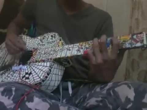 Jelmaan Rindu Fingerstyle Dadilia Band By Ejeay Nizam