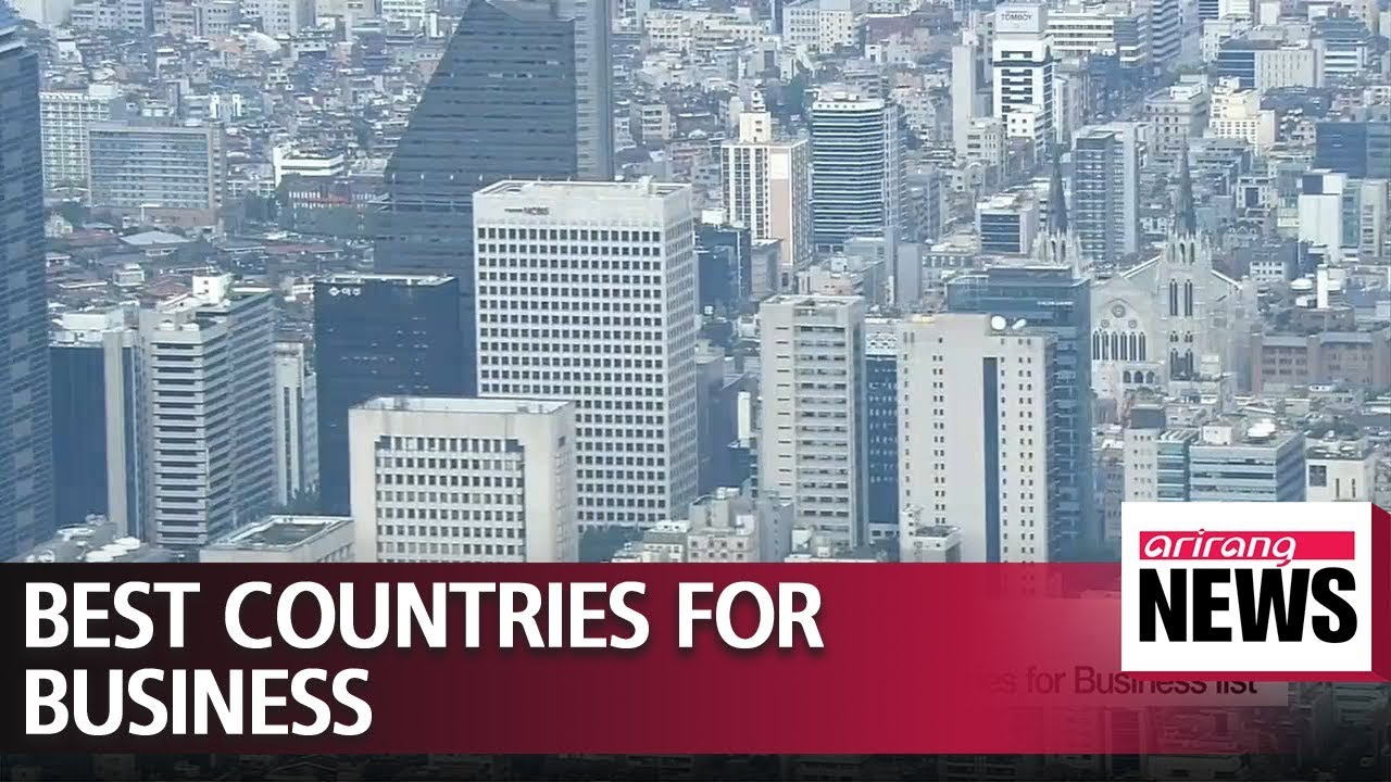 South Korea ranked 16th in Forbes' Best Countries for Business list