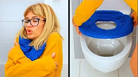 37 HOLY GRAIL RESTROOM LIFE HACKS TO AVOID ANY TROUBLE