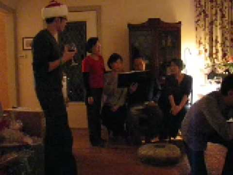 Kim-Lee-Shaw Christmas 2008 Travel Video