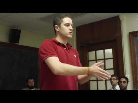 Cody Wilson Philosophy Part I