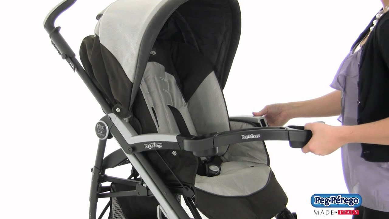Komfort Buggy Book Von Peg Perego 2011 Stroller Peg Perego Pliko P3 Compact How To Remove The Hinged Snack Tray