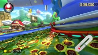 GCN Baby Park [150cc] - 1:02.819 - カモネギ? (Mario Kart 8 Deluxe World Record)