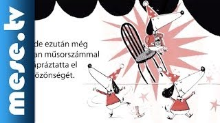 Manókönyvek: Claude a cirkuszban - gyermekkönyv ajánló (x)