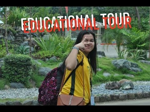 EDUCATIONAL TOUR VLOG I KiMafe Vlogs