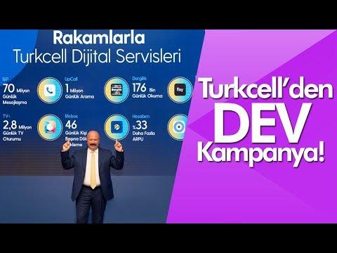 Turkcell Yiyosa Gelin Dedi! - Turkcell'den Iddialı Tarifeler Geliyor!