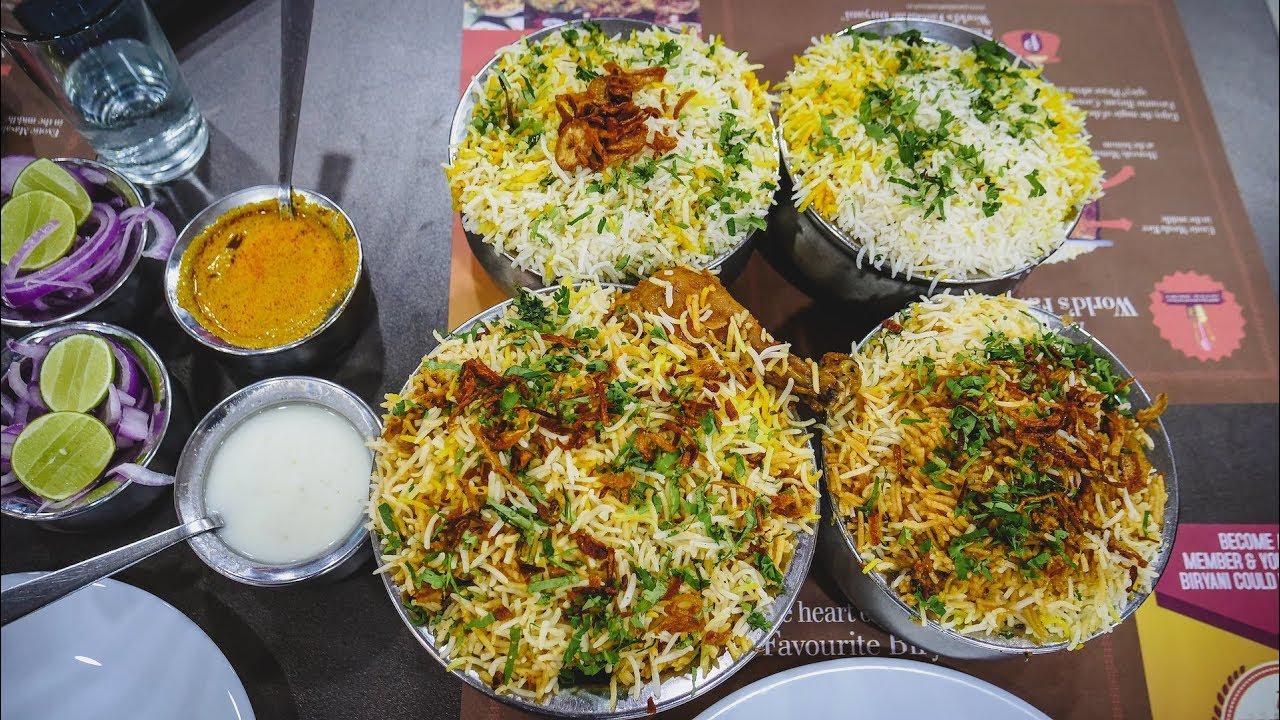 Hyderabad Gastronomy