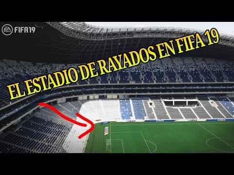 El Estadio de Rayados en FIFA 19 - ¿Se Filtra el Estadio de Monterrey en FIFA 19?