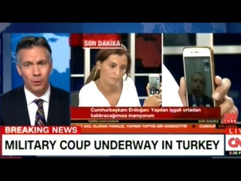 BREAKING! TURKISH MILITARY ANNOUNCES MARITAL LAW!