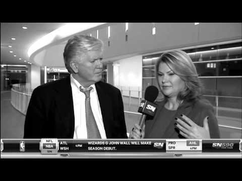 Brian Burke interview: Former Maple Leafs GM