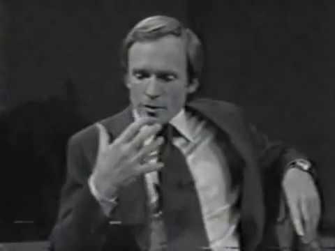Jonathan Miller on the Dick Cavett Show (1980: Night 1)