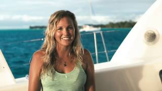 Sailing Kaimana Adventures - Kiteboarding in the South Pacific