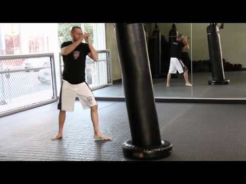 How To Do The Best Roundhouse Kick In Krav Maga And MMA