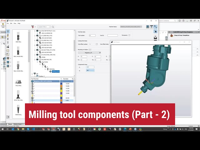 Importing ANY Tool Component in ToolKit – Part 2