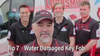 Water Damaged Key Fob Pick Me Locksmith Top Tip 7