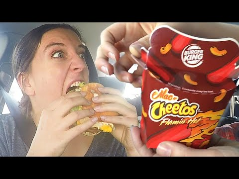 Fast Food Lovers Try The Best Fast Food Of 2017