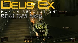 Deus Ex Human Revolution Realism Mod will feature a maximum gaming experience with a simple compilation program which I have created aka Realism