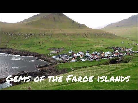 Gems of the Faroe islands - Saksun & Gjogv