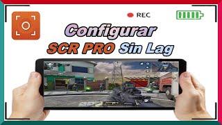 configurar scr pro para android 4 1 2