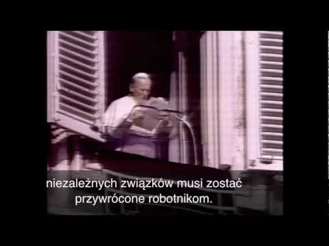 Let Poland Be Poland - Pope John Paul II