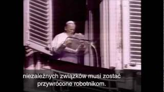 Let Poland Be Poland - Pope John Paul II