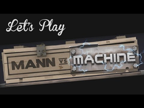 Let's Play - Mann Vs Machine with Geoff, Jack, Ray, Gavin, Michael and Ryan | Rooster Teeth