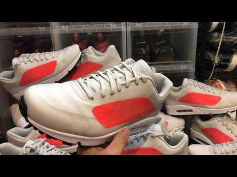 "07462ae4713f NIKE AIR MAX 90 NS GPX ""POSHMARK"" - YouTube"