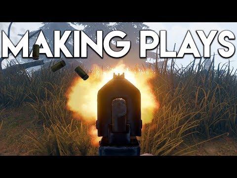 MAKING PLAYS - Rust Terminus #1