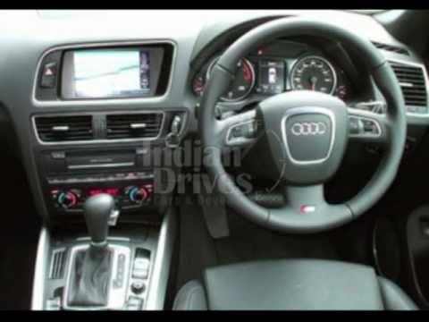 2016 Audi Q5 >> 2011 Audi Q5 First Look - Interior and Exterior Video ...