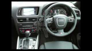 2011 Audi Q5 First Look - Interior and Exterior Video