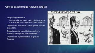 ArcGIS Pro: Image Segmentation, Classification and Machine Learning
