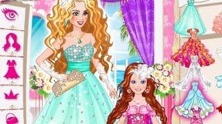 Игра-Одевалка Невеста Золушка и ее младшая сестра