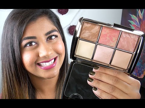 HOURGLASS Ambient Lighting Edit Palette: Review & Swatches!
