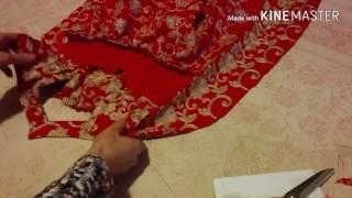 Национальное Таджиское платье,