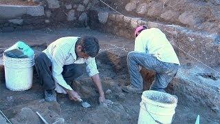 Tlayacapan: Arqueología en el Cerro del Tlatoani