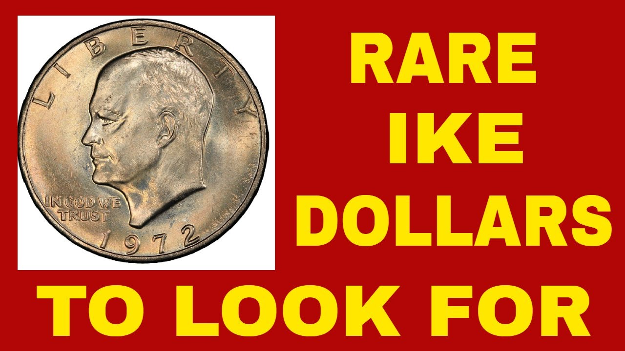 1972 eisenhower dollar type 2 value