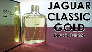 JAGUAR Classic Gold EDT (Perfume) | Best For Formal Occasions? | Sid's Essentials