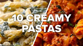 Download Mp3 10 Creamy & Satisfying Pasta Dishes