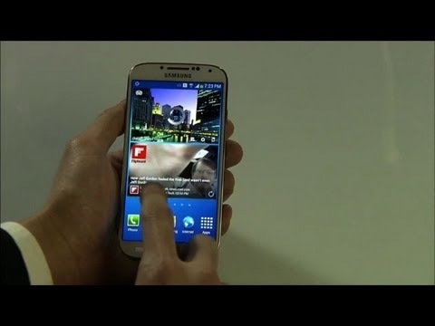 Samsung Galaxy S4 fordert iPhone heraus