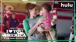 Sarah Takes a Trip Down to Mineola, TX   I Love You, America on Hulu
