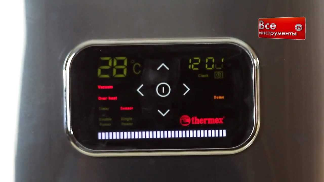 Схема thermex id 80 h